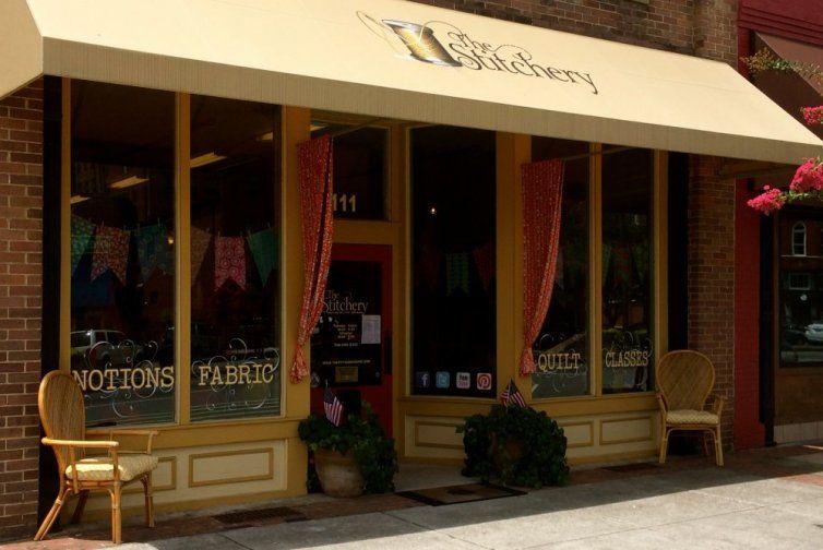 The Stitchery Modern Day Fabric Sew Shoppe Rome Georgia Modern Modern Fabric Fabric