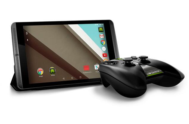 Nvidia Shield Tablet dostává aktualizaci na Lollipop co