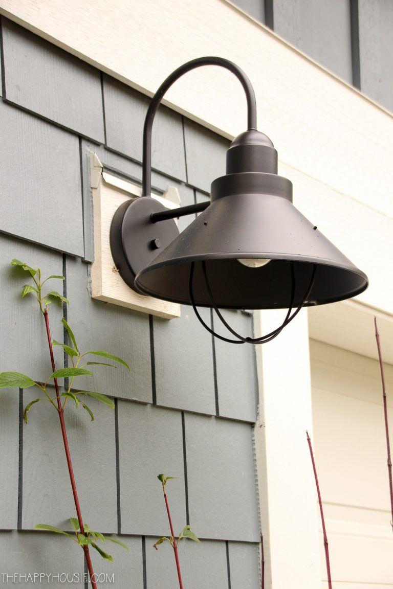 Affordable Coastal Outdoor Lighting Update Exterior Light