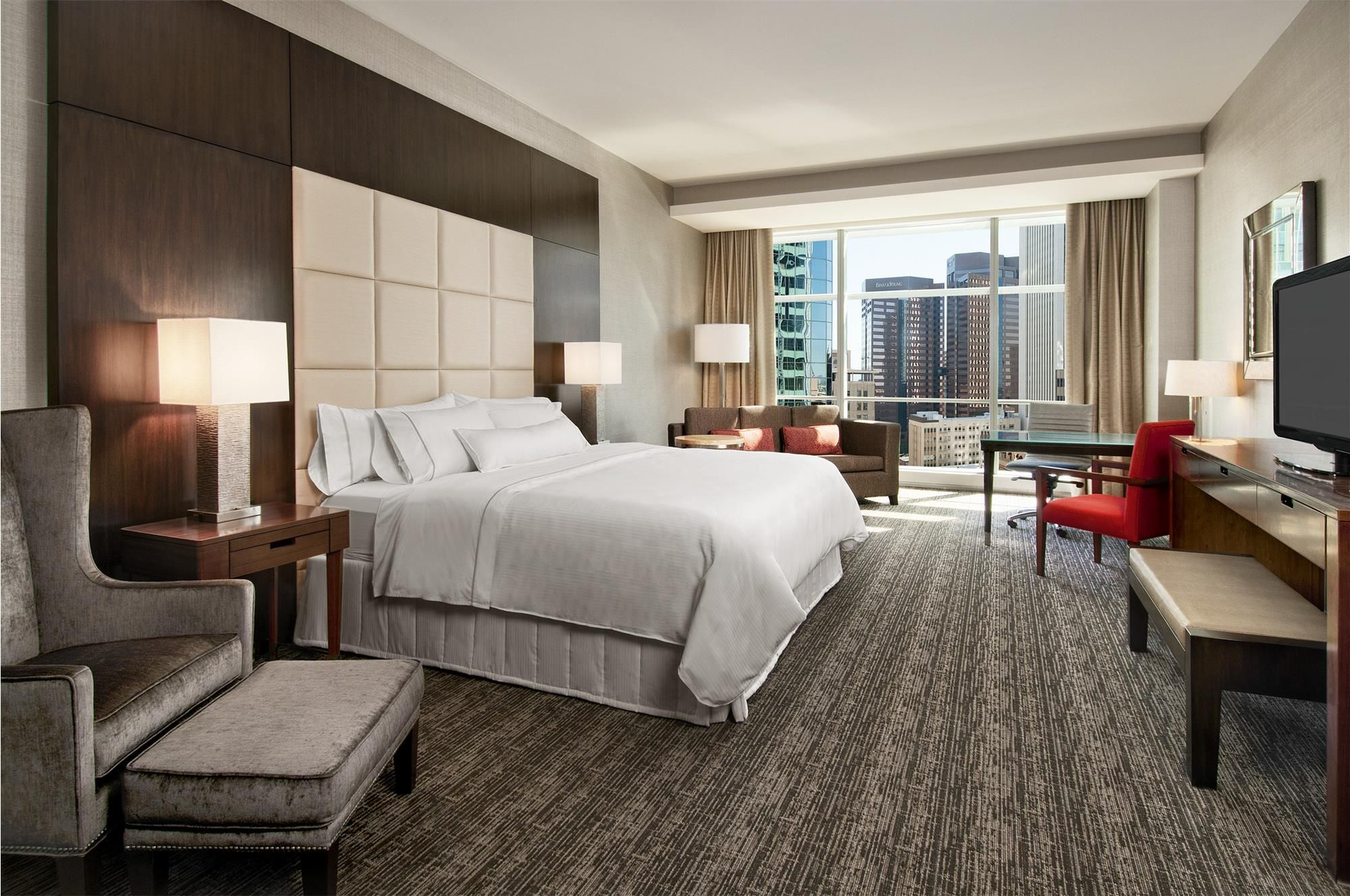 Hotels In Phoenix Hosted Celebrities Politicians Downtown