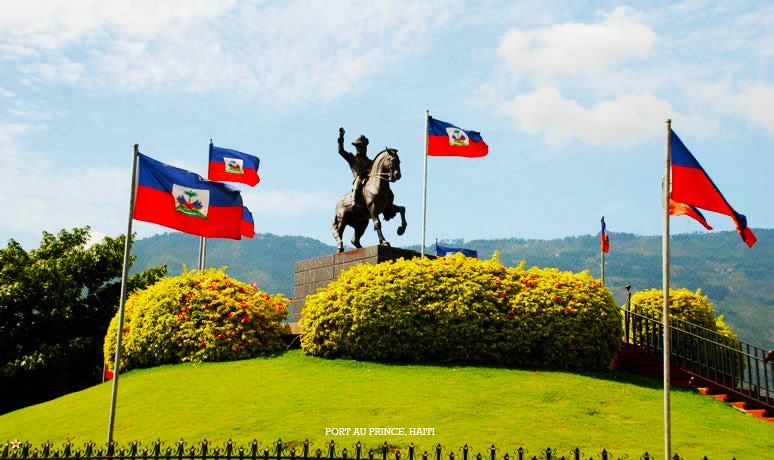Statue De Dessalines, Champ De Mars, Haiti www.mandcbetterdeals ...