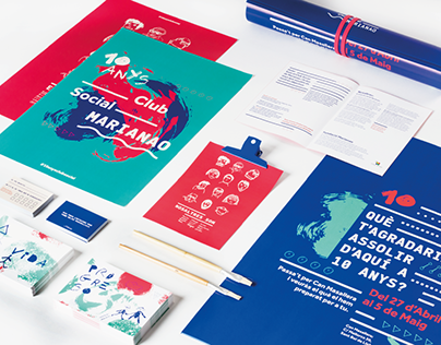 """Check out new work on my @Behance portfolio: """"Co-creation identity: Club Social Marianao"""" http://be.net/gallery/38080811/Co-creation-identity-Club-Social-Marianao"""