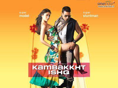 Movie Kambakkht Ishq Wallpaper