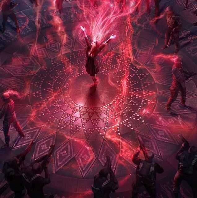 The scarlet witch | marvel-ous heroes | Pinterest ...