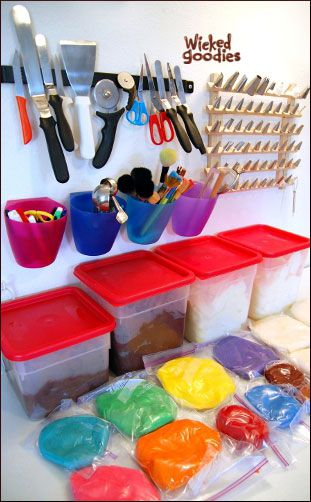 Cake Decorating Supply Storage | Cake decorating tools, Cake ...