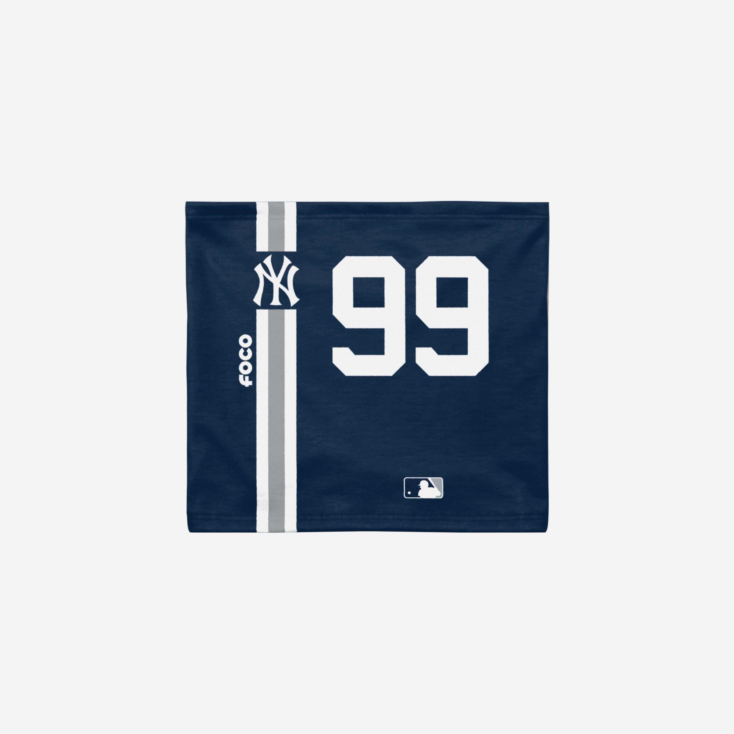 Aaron Judge New York Yankees Field Navy UV Gaiter Scarf