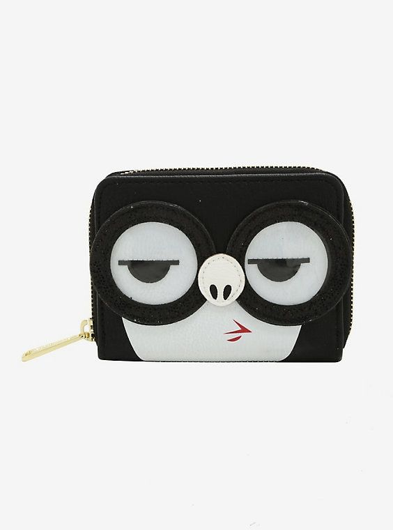 8a0c4c8db80 Loungefly Disney Pixar Incredibles 2 Edna Mode Half-Zip Wallet ...