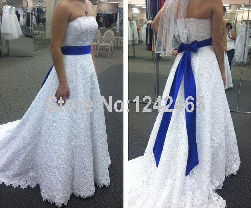 Find More Wedding Dresses Information about New Strapless Wedding ...