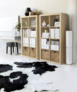 What Is A Kallax Hack Ikea Kallax Hacks Diseno De Sala Artesanal Muebles De Oficina Estante Kallax