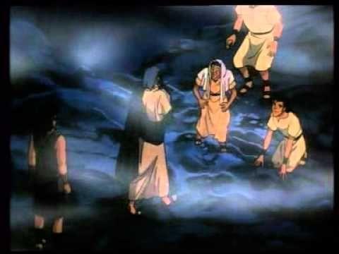 El Becerro de Oro - Dibujos animados - historias de la Biblia