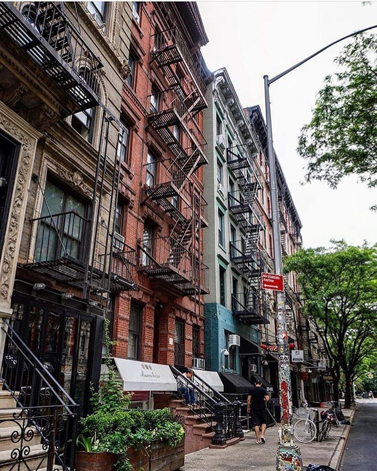 New York City Apartment Streets: Pin By ELISE MYERS On NEW YORK BB In 2019