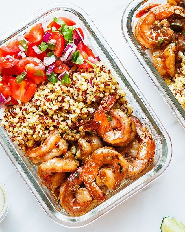 9 Healthy Meal-Prep Recipes That Will Change Your Lunches images