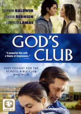 God's Club, DVD in 2019 | Christian Movies | Christian films, Movies
