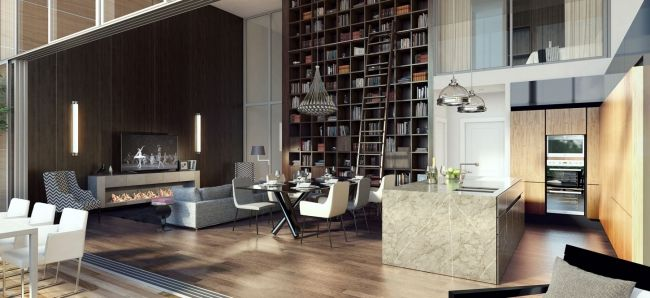 21 idées de décoration design pour son salon Salons, Lofts and