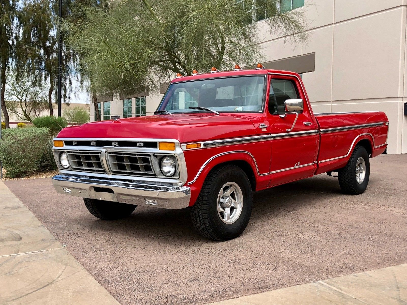 1977 ford f 150 xlt ranger classic pickup truck pickup trucks for sale classic pickup