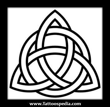 Holy Trinity Celtic Tattoos Tattoo Pinterest Celtic Tattoos