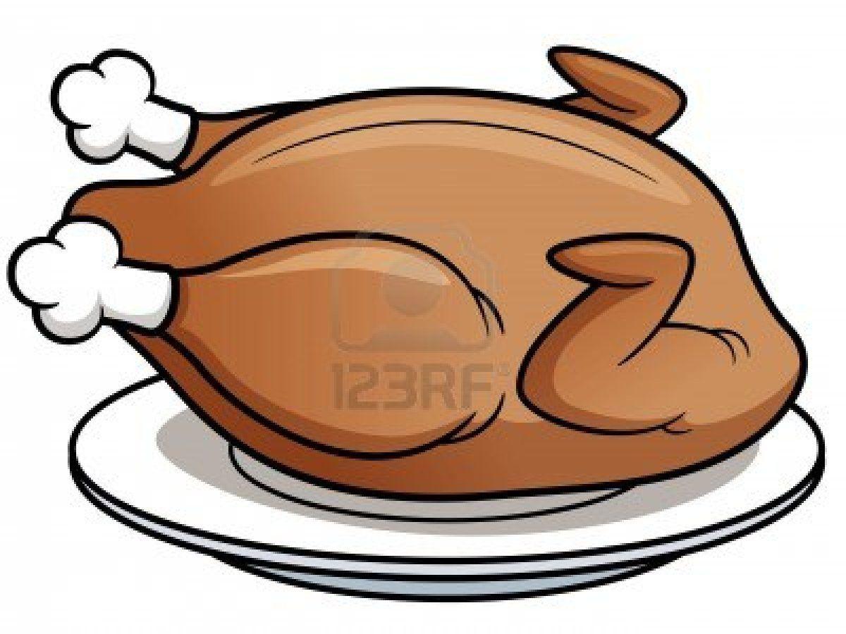 Ilustracion Vectorial De Pollo Asado Asado Pollo Asado Calabacin Relleno De Pollo