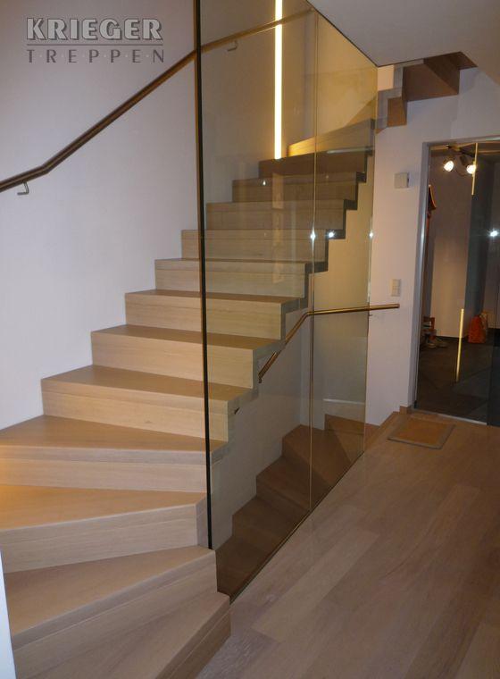 glasgel nder f r ihre treppe krieger treppen h user einrichtung pinterest glass stairs. Black Bedroom Furniture Sets. Home Design Ideas