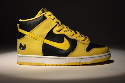 Wu-Tang x Nike Dunk High