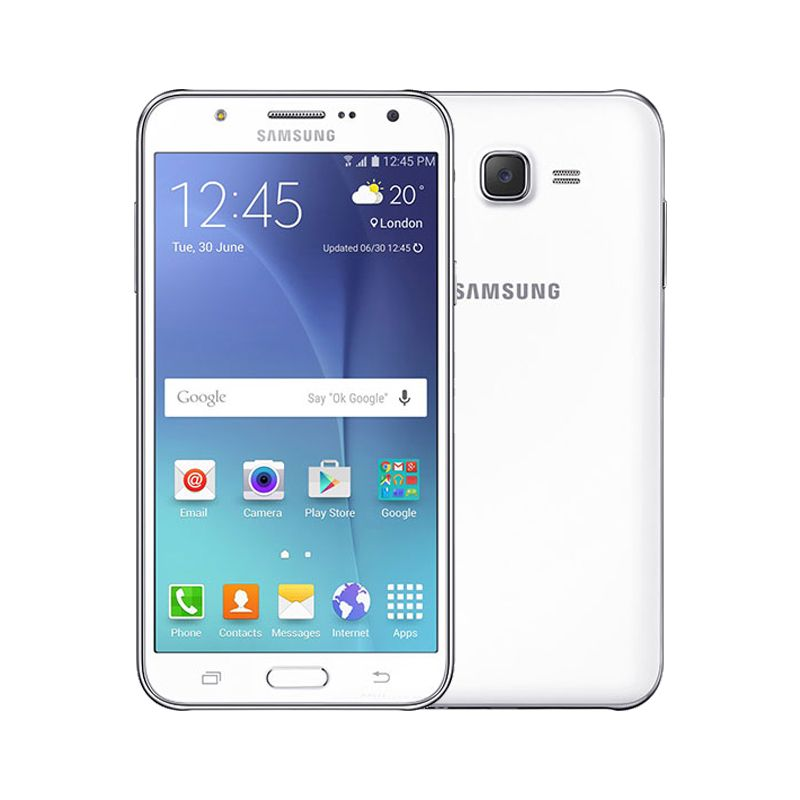 Samsung Galaxy J5 Dual Sim 8 GB White (Deal Price : 789 00