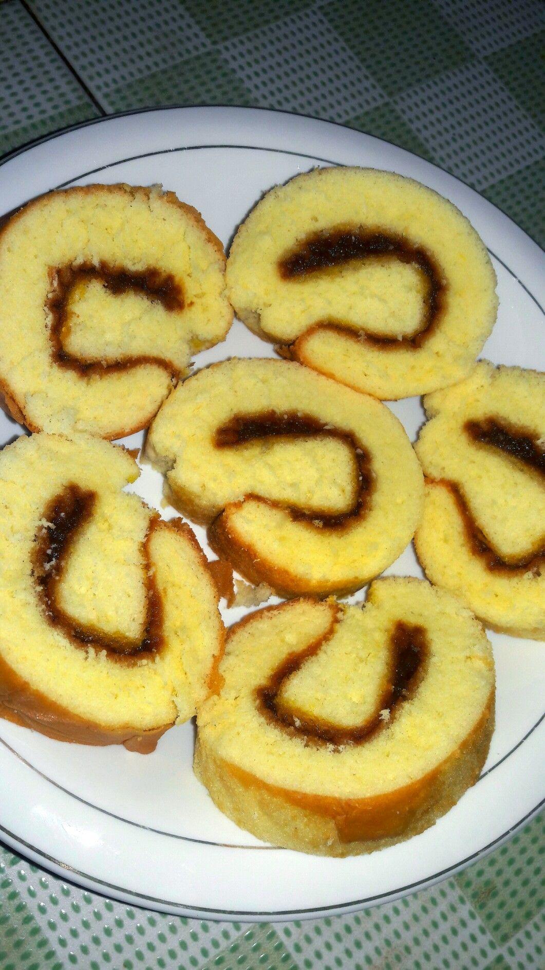 Resep Bolu pisang panggang oleh debby | Resep | Makanan