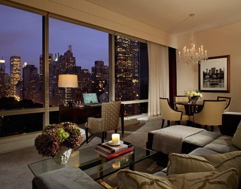 Trump International Hotel And Tower New York City