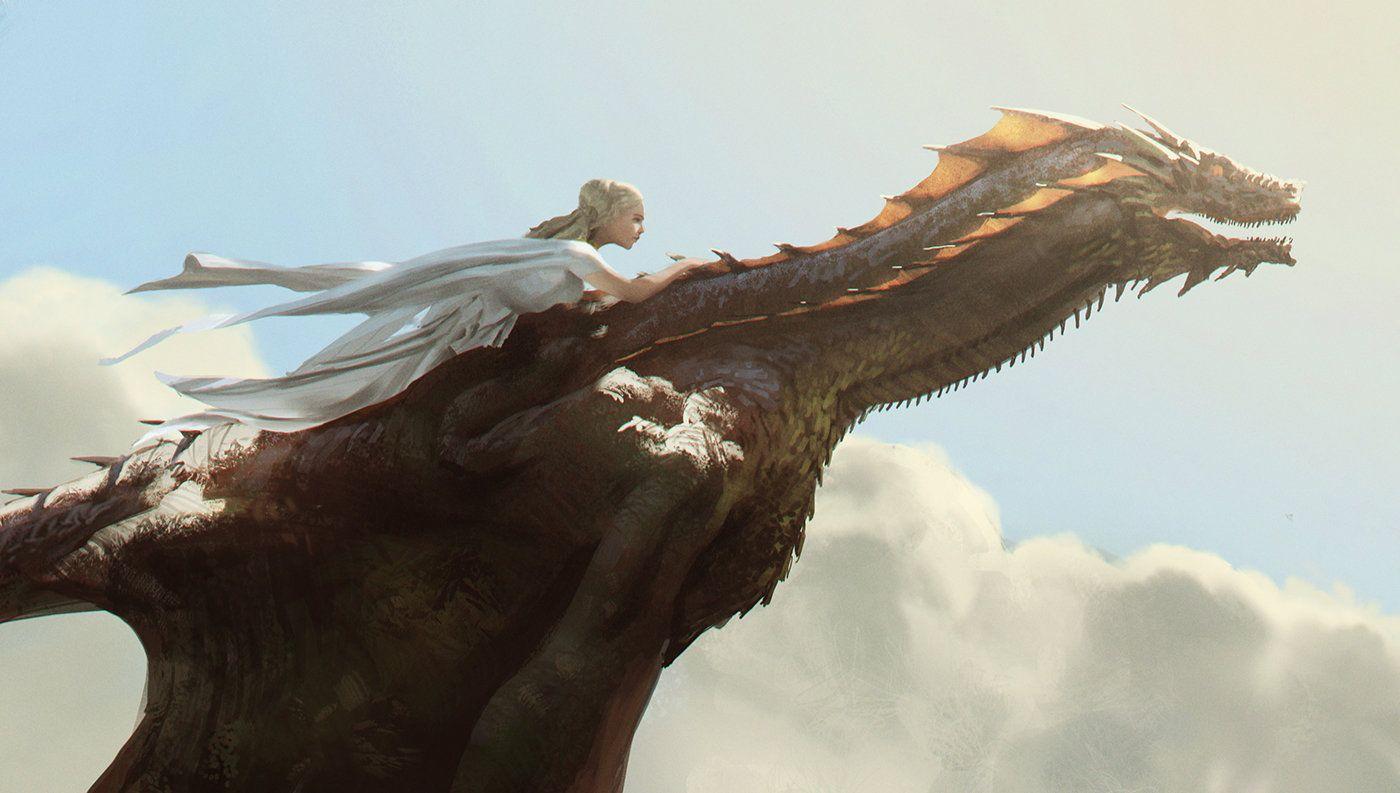 Daenerys, Daniel Grayson On ArtStation At Https://www