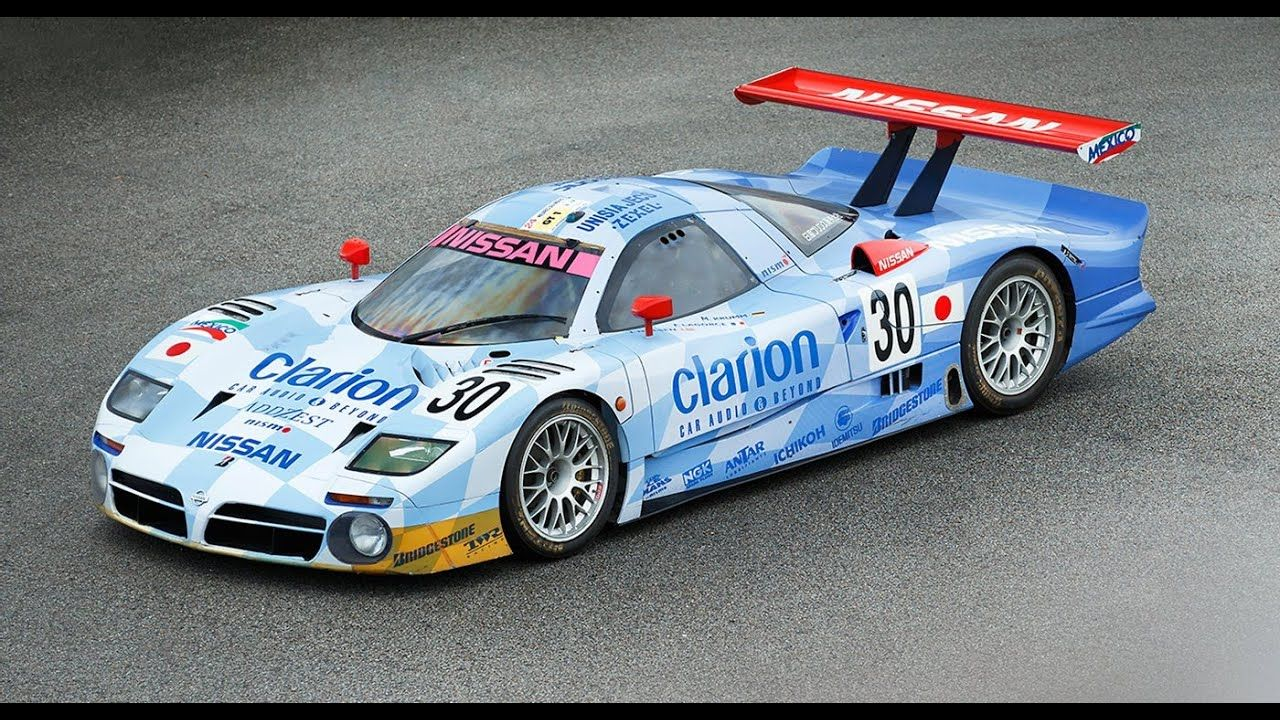 Video 1998 Nissan R390 Gt1 Nissan Gt1 Supercar Tuning Motorsport In 2020 Nissan Super Cars Motorsport