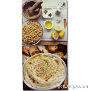 Receta Hummus