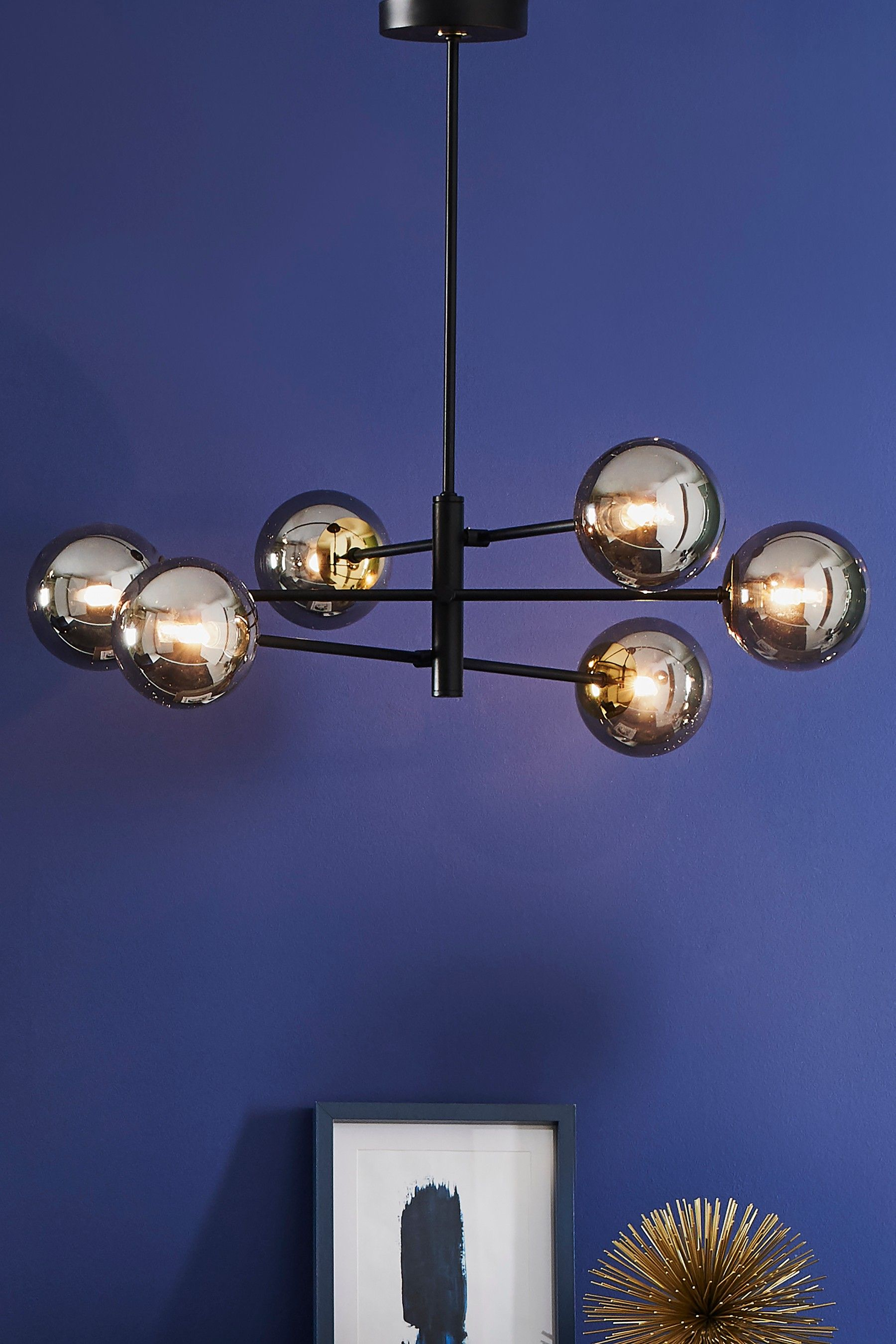 Next jett fitting black products light fittings ceiling
