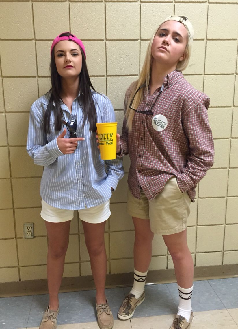 Frat Day costume | MY LIFE | Partner halloween costumes ...