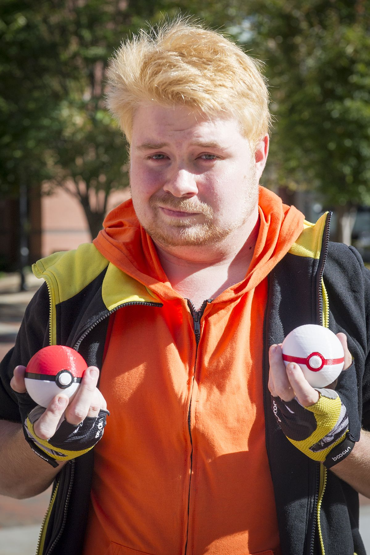 Halloween Costumes at VCU - PokemonGo's Team Instinct Leader ...
