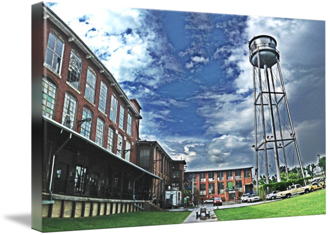 Lowe Mill Huntsville Al By Kyle Ferguson Huntsville Photo Art