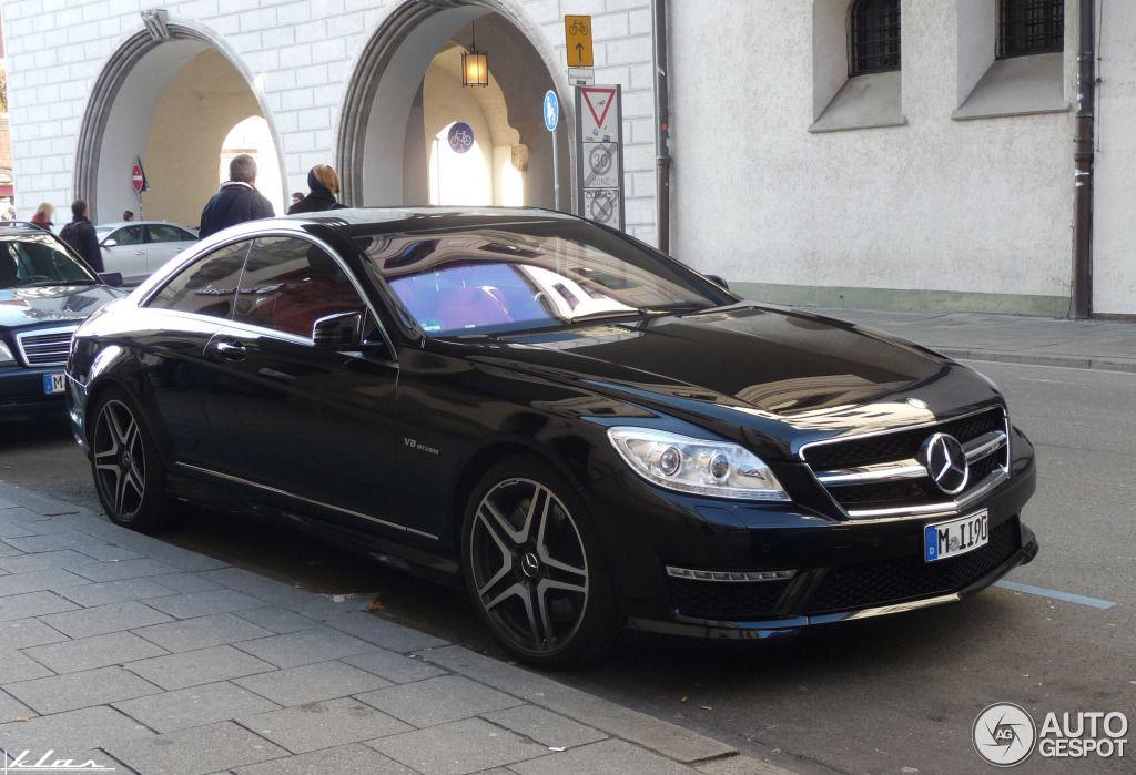 Mercedes-Benz CL 63 AMG C216 - 30 May 2013 - Autogespot