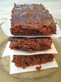 SUNDAY BAKER: The (Rich dont like it but I do) Brownie