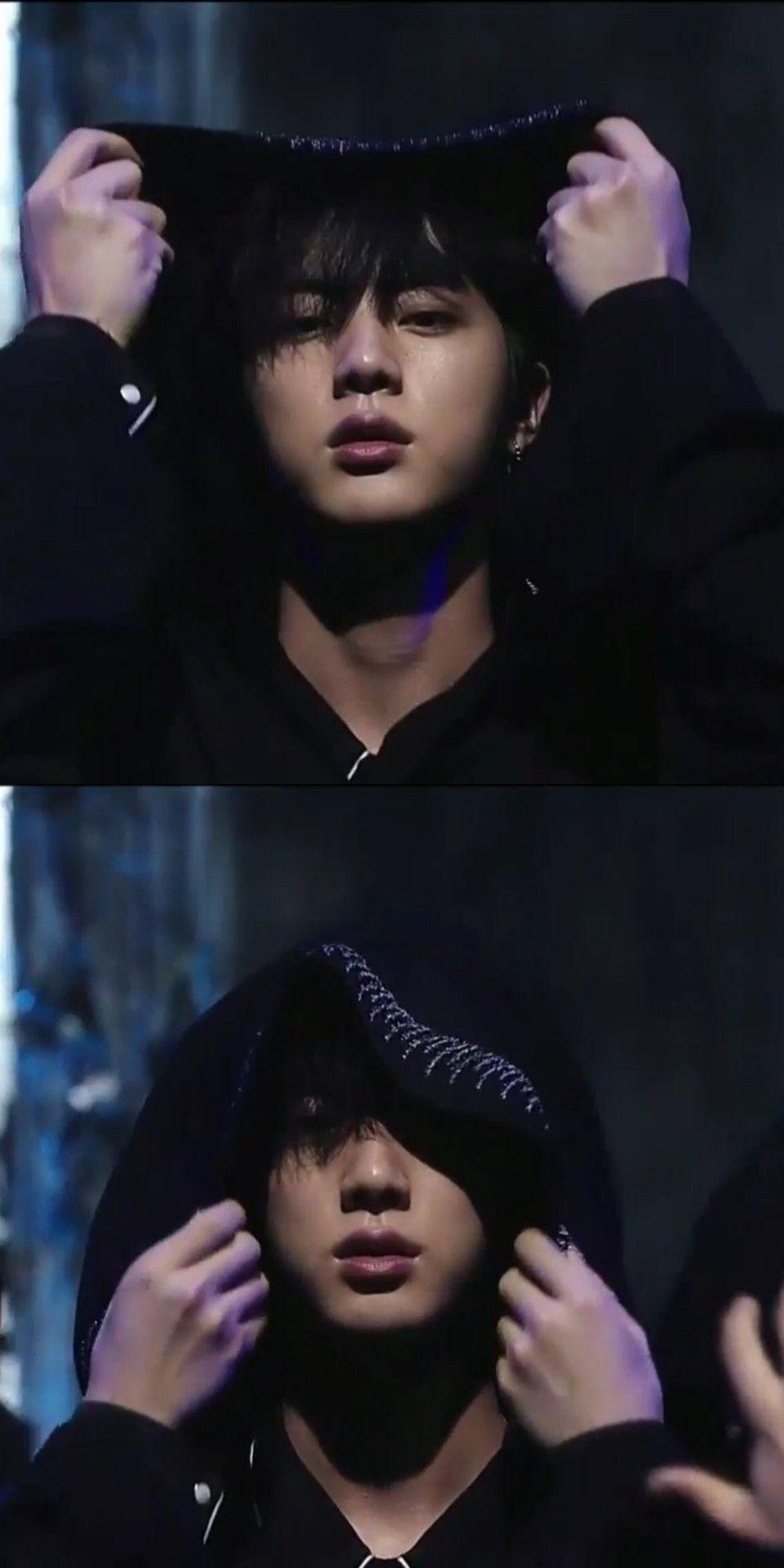 It S All Fake Love Pinterest Peachysope Seokjin Meninos Bts Jin