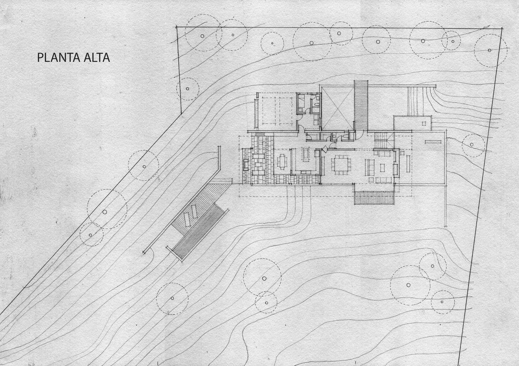 Los chillos house dessins équateur la maison de mes rêves plans architecturaux