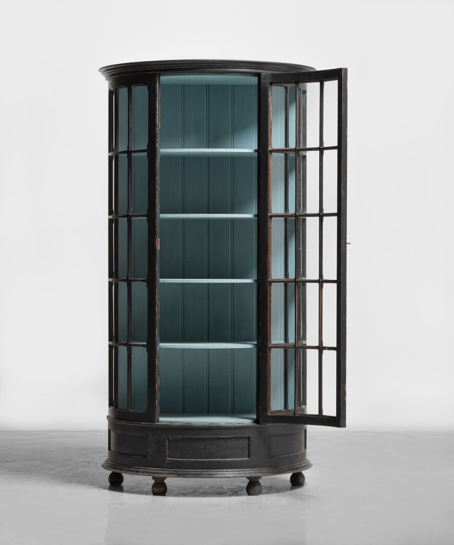 Demi Lune Display Cupboard :: Obsolete | Cupboard, Display ...