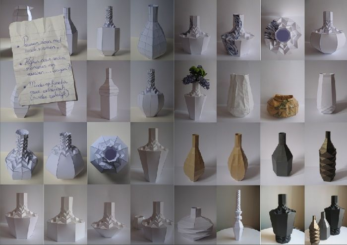 5 Astonishing Unique Ideas Glass Vases Shapes decorative vases nail