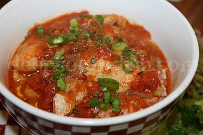 Cajun courtbouillon fish stew stew and fish for Southern fish stew recipe
