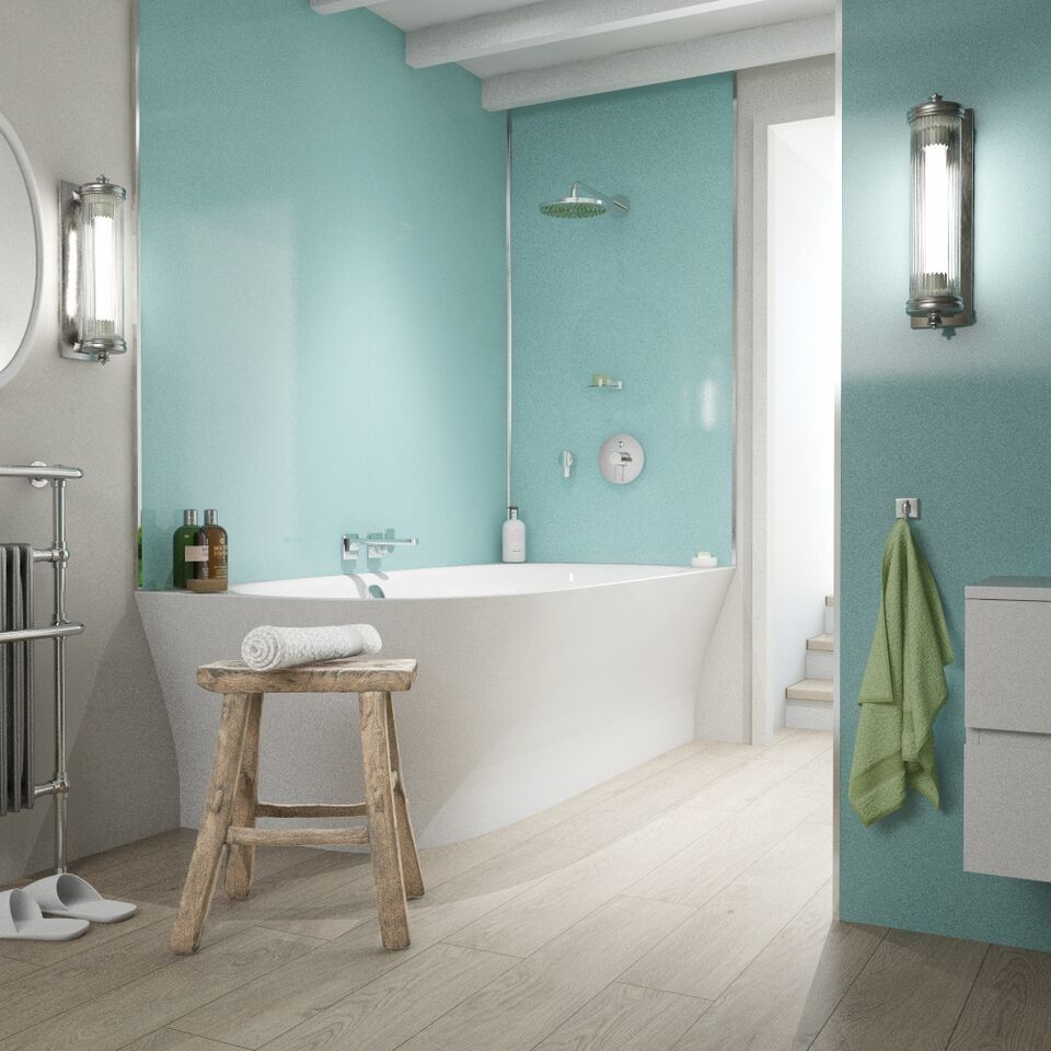 Verde MR MDF Shower Panel (2420mm x 1200mm x 11mm) Available to ...