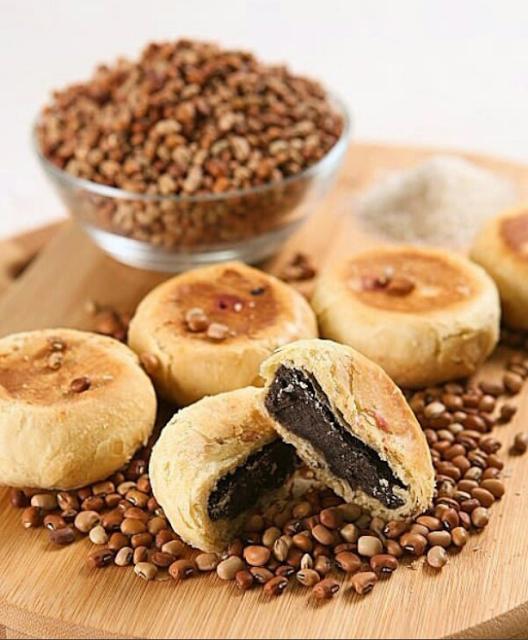 Resep Bakpia Isi Kacang Hijau Makanan Kacang Kacang Hijau