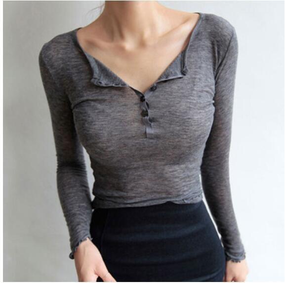 Changyege tshirt spring summer tshirt women tops long sleeve vetement femme ropa mujer kawaii women t shirt