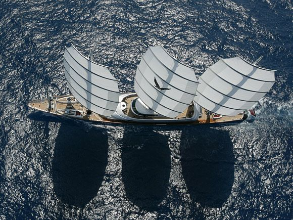 Maltese Falcon Review The Iconic Yacht Yate Barcos Veleros