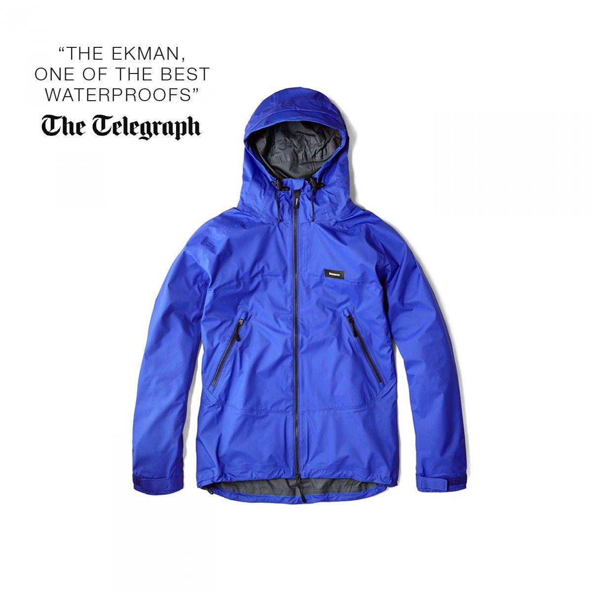 Ekman Db Waterproof Shell Insulated Jackets Jackets Waterproof Coat