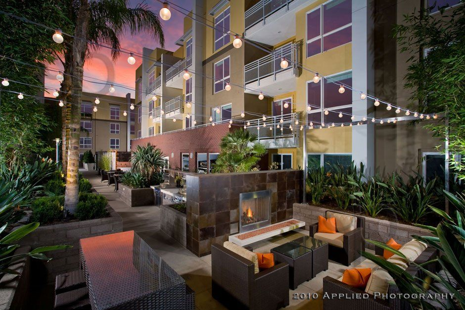 Apartment Building Courtyard apartment courtyards - google search | shac courtyard ideas