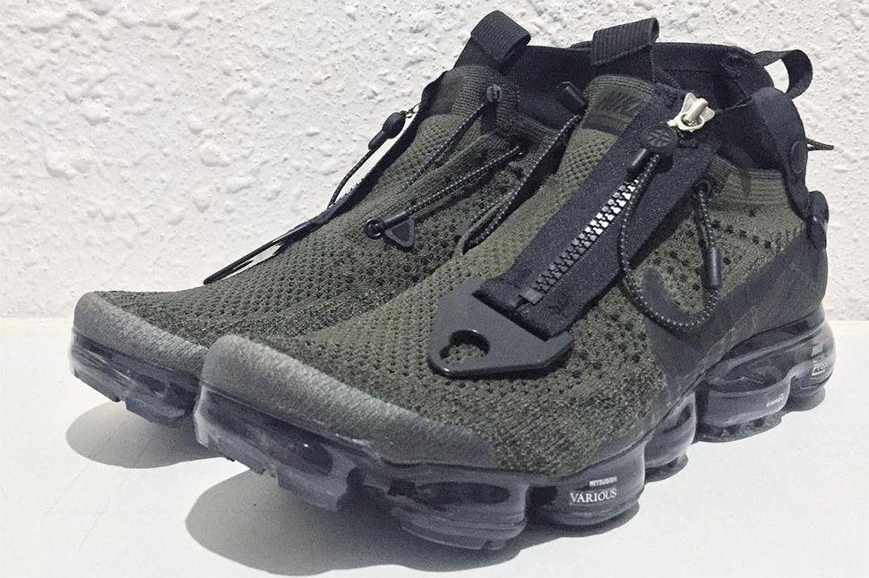 Acronym Style Custom Nike Air VaporMax