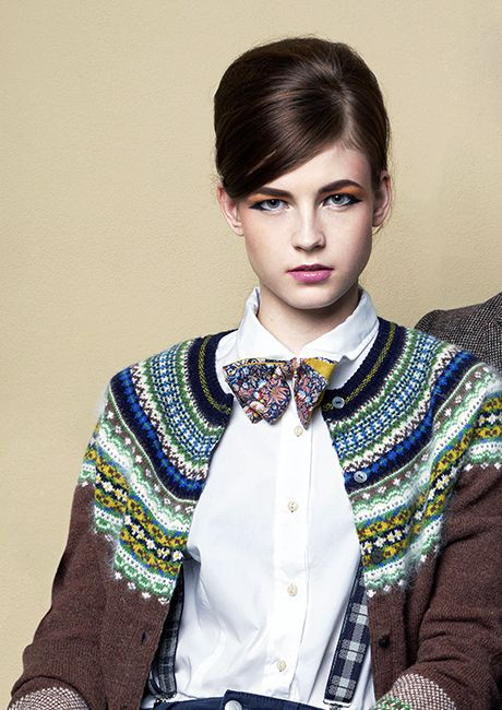 ERIBÉ Scottish Knitwear Design House via Edinburgh International ...