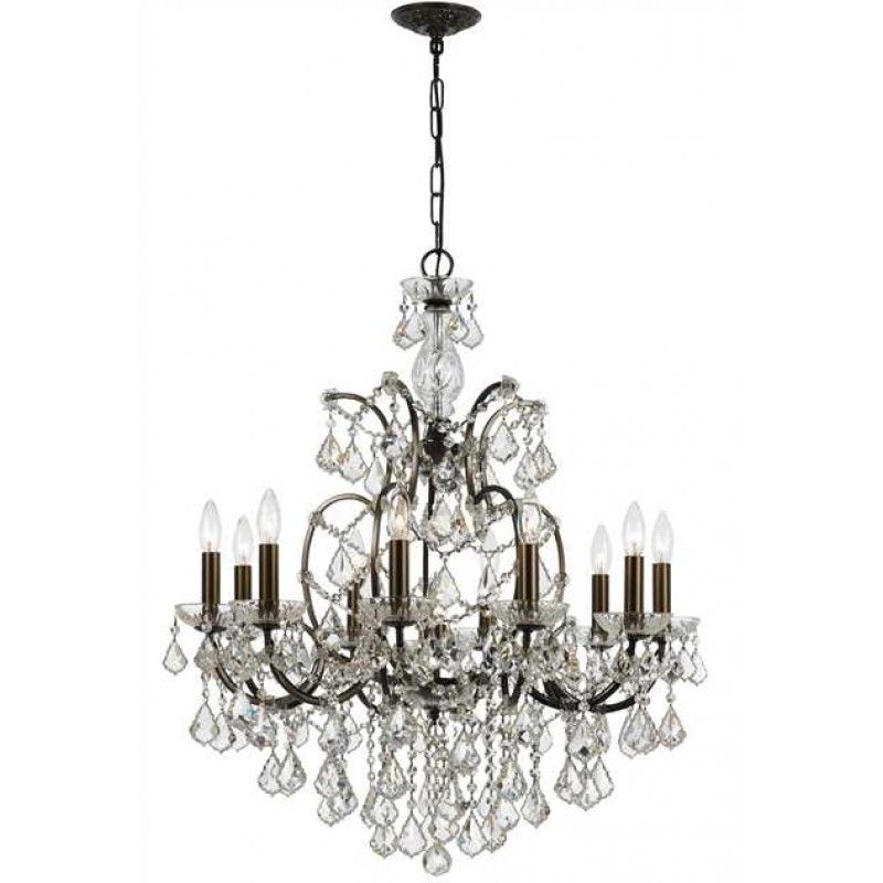 QZ4458VZ FIMORE CLASSIC CRYSTAL  This piece is customize-able to your size, finish and color preference and ships free worldwide!!