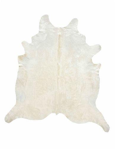 Cowhide Xlarge Ivory With Beige And Yellow Undertones White Cowhide Rug Cow Hide Rug Large Cowhide Rug